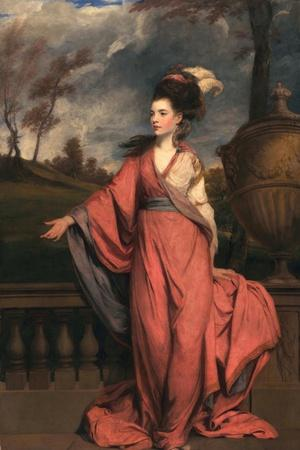 Jane Fleming, Later Countess of Harrington, C.1778-79