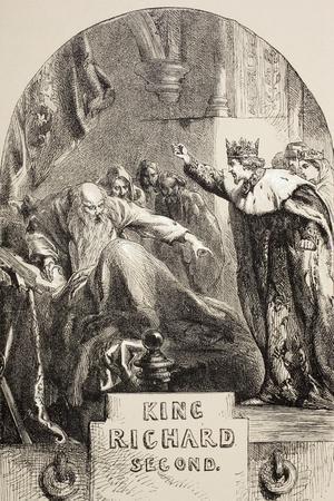 Richard II, 1890