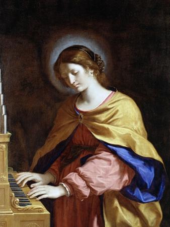 St. Cecilia, C.1649