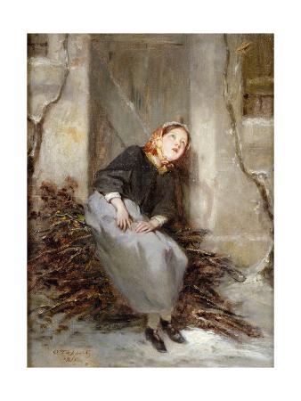 The Faggot Picker, 1855