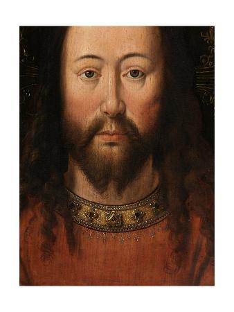 Portrait of Christ (Detail)