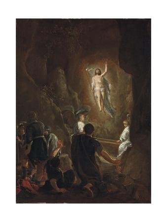 The Resurrection, 1635