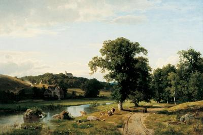 The Mill, 1852