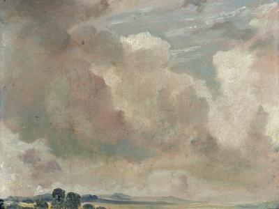 Study of Clouds, 1825