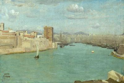 Marseille: the Old Port, 1843