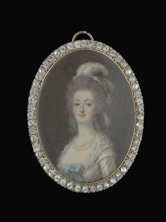 Queen Marie Antoinette, C.1790