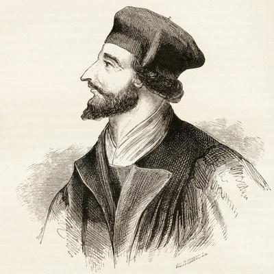 Jan Hus, C.1865