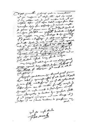 Letter to William Cecil, Lord Burghley, Lord High Treasurer, Written on Board His Flagship,…