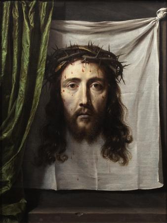 St Veronica's Veil, C.1640