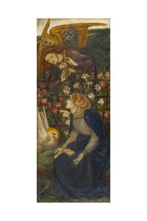 The Annunciation, 1861