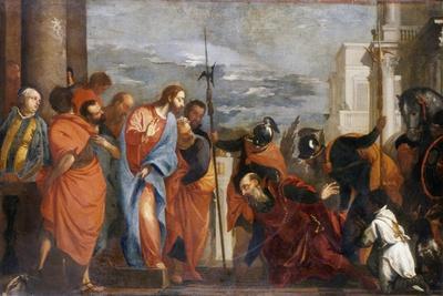 The Centurion of Capernaum, C.1570