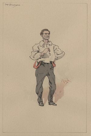 Mr George, C.1920s