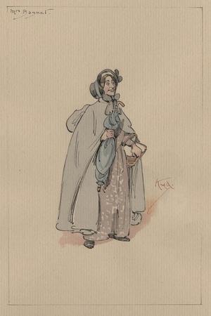 Mrs Bagnet, C.1920s