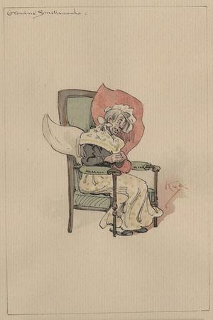 Grandma Smallweed, C.1920s