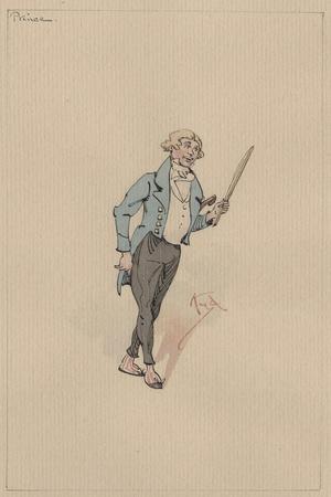 Prince Turveydrop, C.1920s