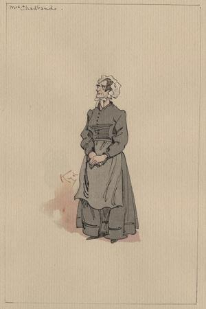 Mrs Chadband, C.1920s