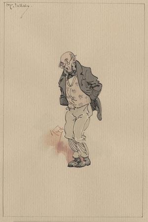 Mr Jellaby, C.1920s