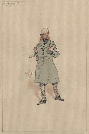Mr Bagnet, C.1920s