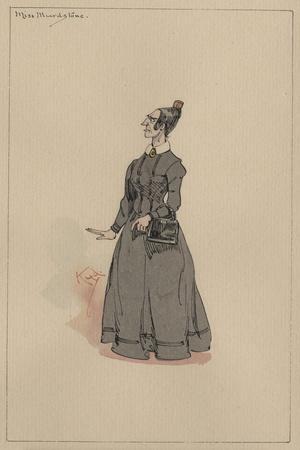 Miss Murdstone, C.1920s