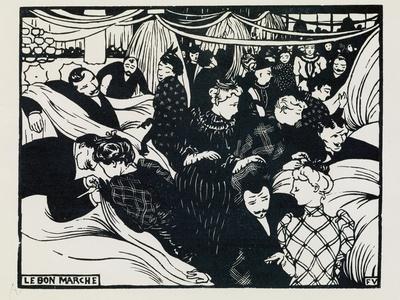 Le Bon Marche, 1893