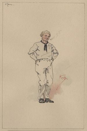 Ham Peggotty, C.1920s