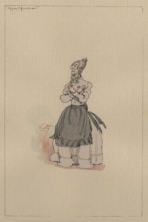 Miss Spenlow, C.1920s