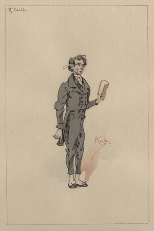 Mr Mell, C.1920s