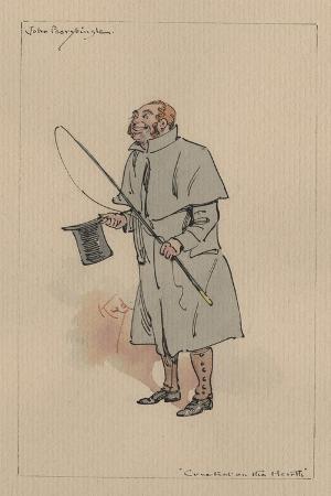 John Peerybingle - the Cricket on the Hearth, C.1920s