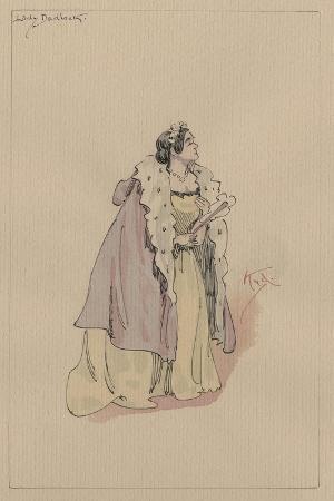Lady Dedlock, C.1920s