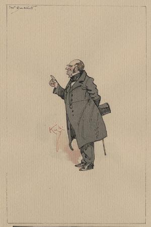 Mr Bucket, C.1920s
