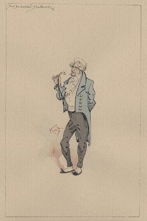 Sir Leicester Dedlock, C.1920s
