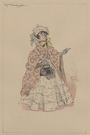 Mrs Pardiggle, C.1920s