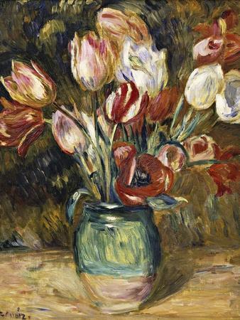 Vase of Flowers, 1888-89