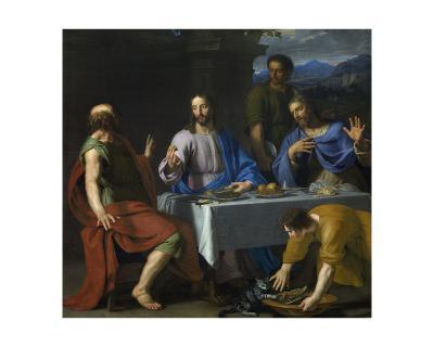 The Supper at Emmaus, 1664