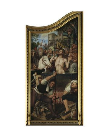 Altarpiece of the Guild of the Joiners