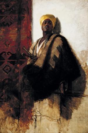 Guard of the Harem, C.1880