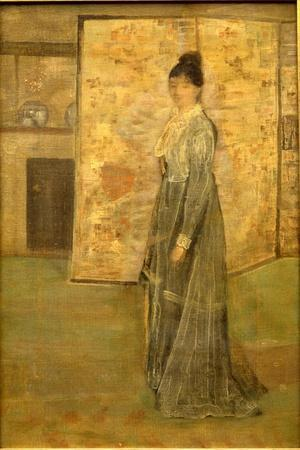 Arrangement in Flesh Color and Grey: the Chinese Screen