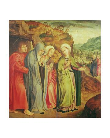 Lamentation after the Death of Christ