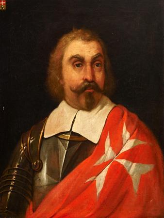 Grand Master Nicolas Cotoner