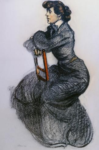 Colette, C.1906-7