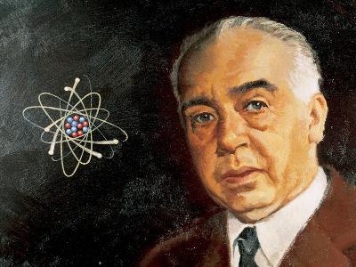 Niels Bohr (1885-1962). Danish Physicist