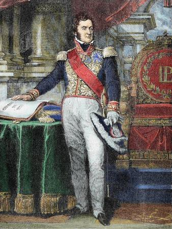 Louis-Philippe I (1773-1850). King of France (1830-1848)
