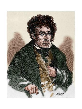 Chateaubriand, François Ren_, Vicomte De (1768-1848)