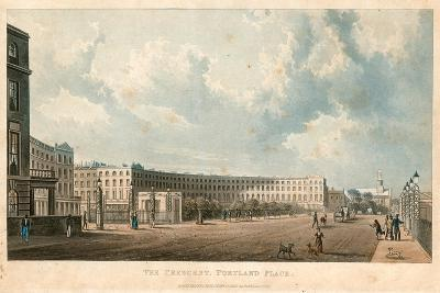 The Crescent, Portland Place, London