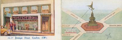 Monseigneur Grill, 16-17 Jermyn Street, London Sw1
