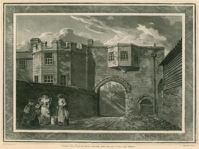 Gateway of the Old Palace of Richmond, Surrey