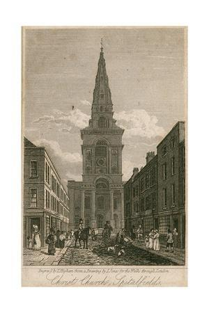 Christ Church, Spitalfields, London