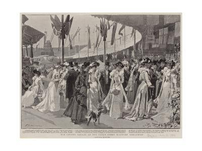 The County Bazaar at the Earl's Court Military Exhibition