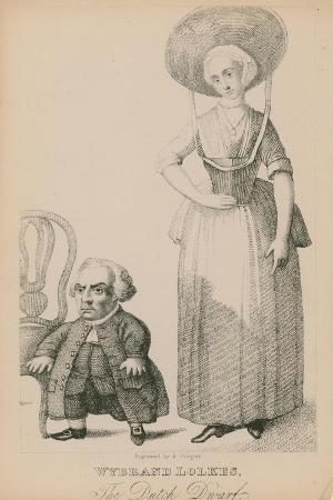Wyband Lolkes, the Dutch Dwarf