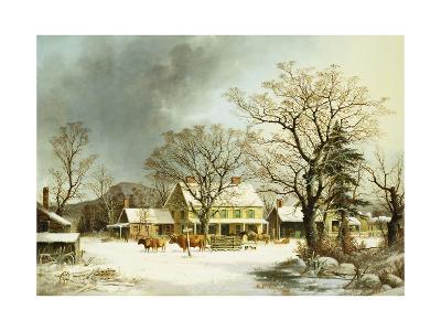 Seven Miles to Salem, 1863